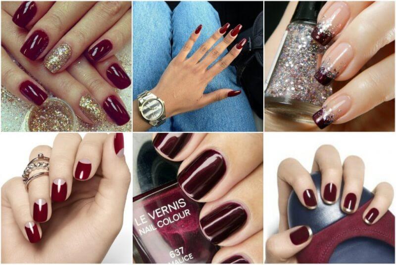 Модные тенденции ногтей