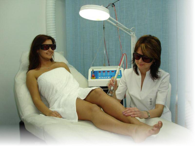 профессиональная лазерная эпиляция
